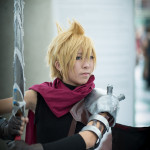 Awesome Kingdom Hearts Cloud Strife Cosplay!